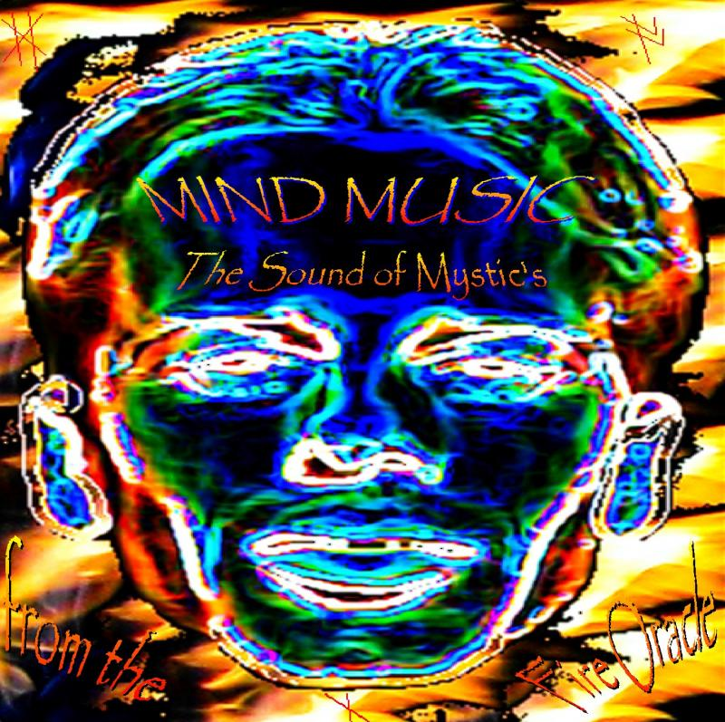 MIND MUSIC - The Sound of Mystics - Album Cover